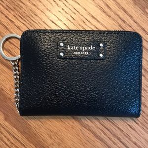 Kate Spade small wallet with key fob NWT